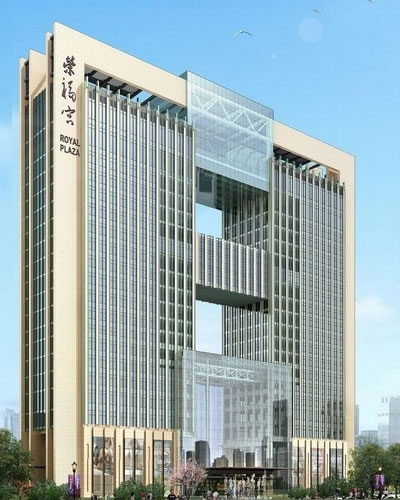 深圳荣福宫